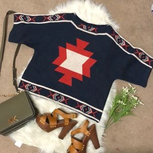 Anthropologie | THML tribal top